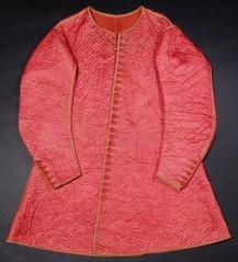 Silk Jacket, English 1640-1645, Glasgow Museums